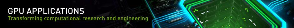 GPU APPLICATIONS